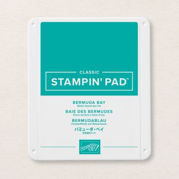 BERMUDA BAY CLASSIC STAMPIN' PAD