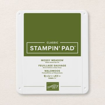 MOSSY MEADOW CLASSIC STAMPIN' PAD