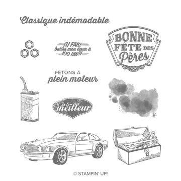 SET DE TAMPONS AMOVIBLES À PLEIN MOTEUR (FRANÇAIS)