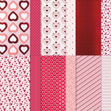 FROM MY HEART SPECIALTY DESIGNER SERIES PAPER