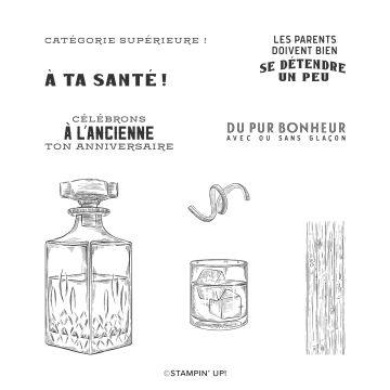 SET DE TAMPONS AMOVIBLES CATÉGORIE SUPÉRIEURE (FRANÇAIS)