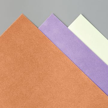 COLOR VELVETEEN PAPER PACK
