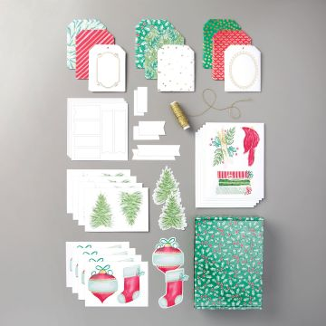 TAG BUFFET PROJECT KIT