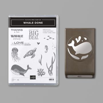 WHALE DONE BUNDLE (ENGLISH)