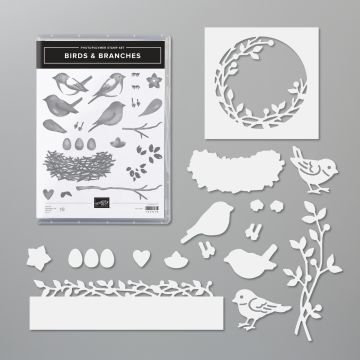 BIRDS & BRANCHES BUNDLE (ENGLISH)