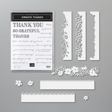 ORNATE THANKS BUNDLE (ENGLISH)