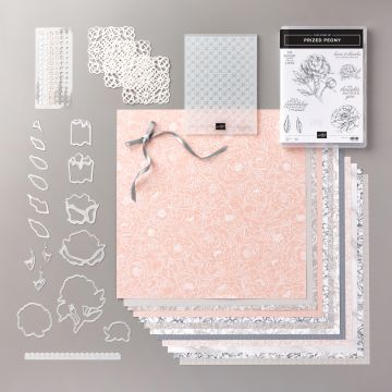 PEONY GARDEN SUITE COLLECTION (ENGLISH)