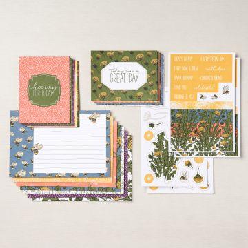 DANDY GARDEN MEMORIES & MORE CARD PACK