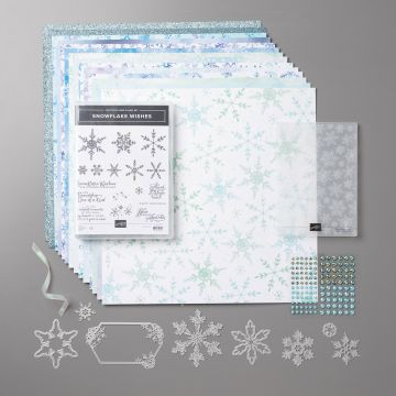 SNOWFLAKE SPLENDOR SUITE COLLECTION (ENGLISH)