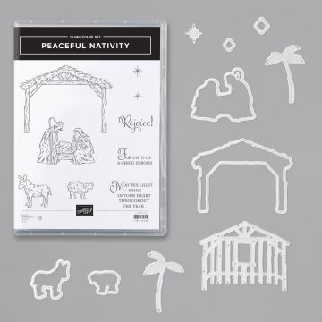 PEACEFUL NATIVITY BUNDLE (ENGLISH)