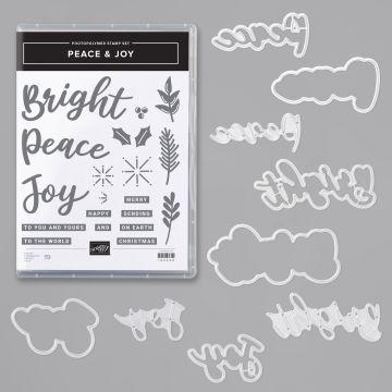 PRODUKTPAKET PEACE & JOY