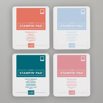 2019–2021 IN COLOR CLASSIC STAMPIN' PADS