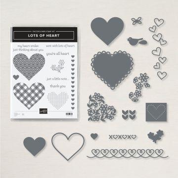 LOTS OF HEART BUNDLE (ENGLISH)