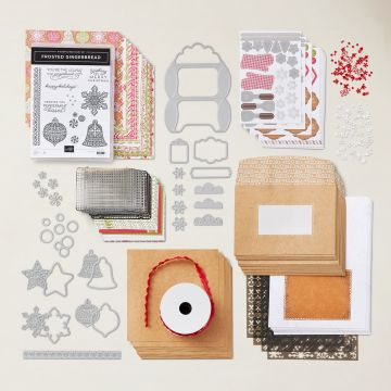 GINGERBREAD & PEPPERMINT SUITE COLLECTION (ENGLISH)