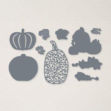 Detailed Pumpkins Dies by Stampin' Up!