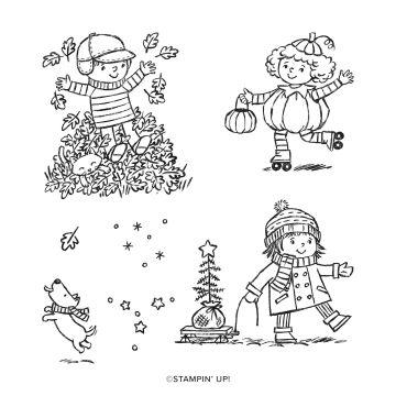stampin up seasons of joy stamp set