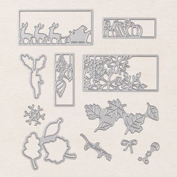 Time of Giving Bundle by Stampin' Up!