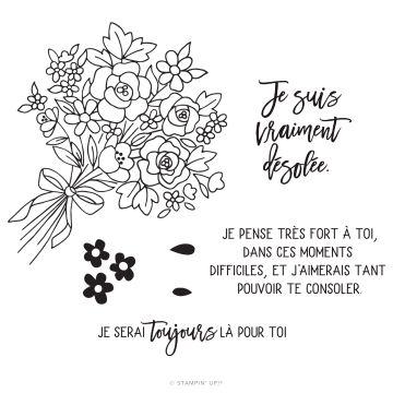 KIT PAPER PUMPKIN BOUQUET D'ESPOIR (FRANÇAIS)