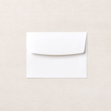 BASIC WHITE MEDIUM ENVELOPES
