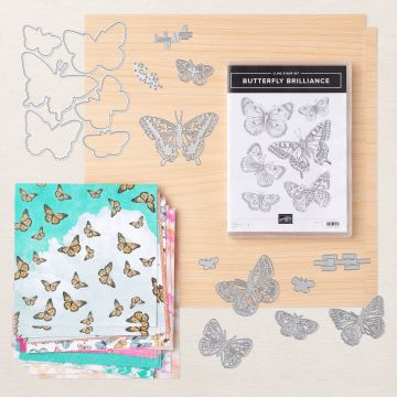 ASSORTIMENT DE COLLECTION BUTTERFLY BRILLIANCE