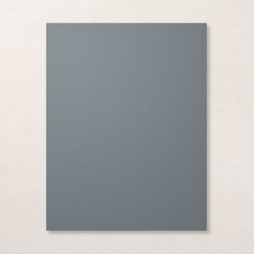 "BASIC GRAY 8-1/2"" X 11"" CARDSTOCK"