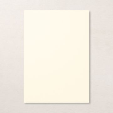 VERY VANILLA A4 THICK CARDSTOCK