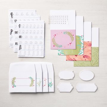 CALLIGRAPHY ESSENTIALS PROJECT KIT