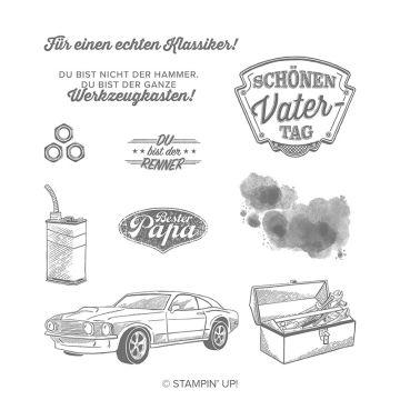 STEMPELSET ABLÖSBAR WERKSTATTWORTE (DEUTSCH)