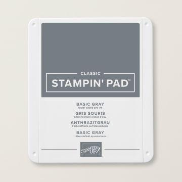 BASIC GRAY CLASSIC STAMPIN' PAD
