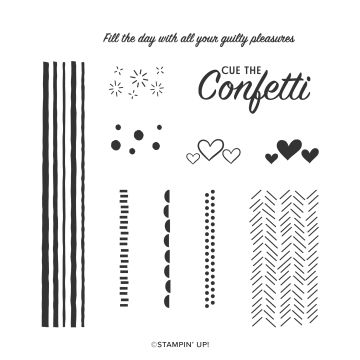 PATTERN PLAY PHOTOPOLYMER STAMP SET (ENGLISH)