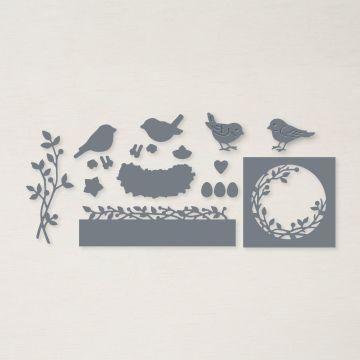 BIRDS & MORE DIES