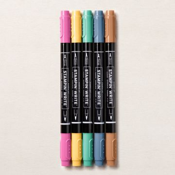 SET STAMPIN' WRITE MARKERS - IN COLOR 2020-2022