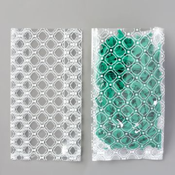 MOSAIC GUSSETED CELLOPHANE BAGS