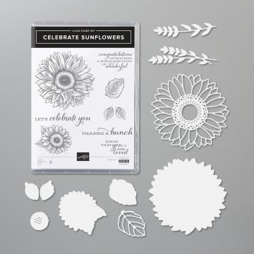 CELEBRATE SUNFLOWERS-PRODUCTPAKKET (ENGELS)
