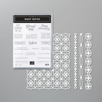 PRODUKTPAKET MANY MATES (ENGLISCH)