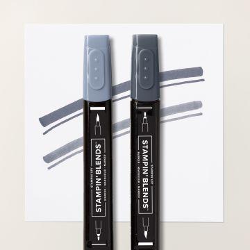 BASIC BLACK STAMPIN' BLENDS COMBO PACK