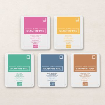 2020–2022 IN COLOR CLASSIC STAMPIN' PADS