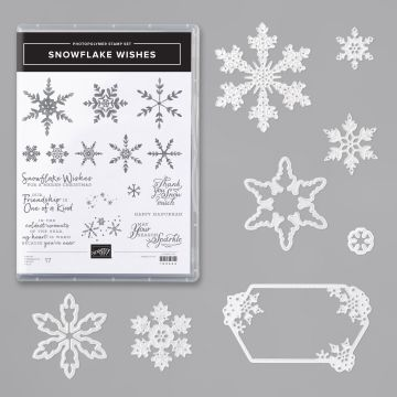 #155172 SNOWFLAKE WISHES BUNDLE (ENGLISH)