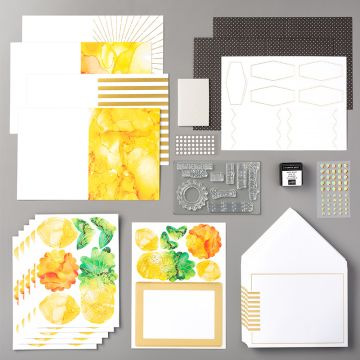 PAPER PUMPKIN KIT SONNE PUR (GERMAN)