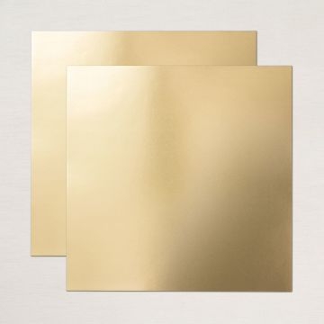 METALLIC-FOLIENPAPIER IN GOLD