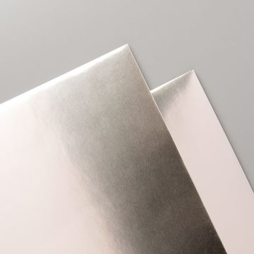 METALLIC-FOLIENPAPIER IN CHAMPAGNER