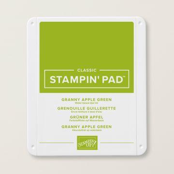 GRANNY APPLE GREEN CLASSIC STAMPIN' PAD