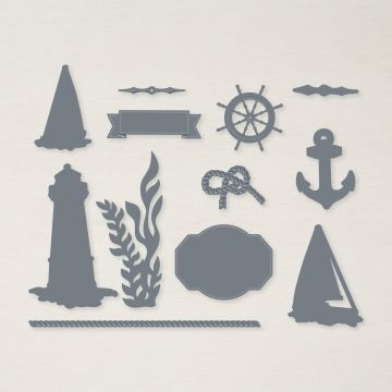 smooth sailing dies for craft die cutting card making