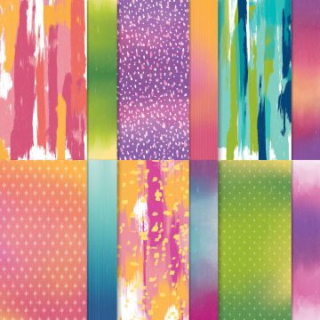 ARTISTRY BLOOMS DESIGNER SERIES PAPER