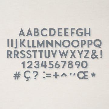 Buchstabenmix