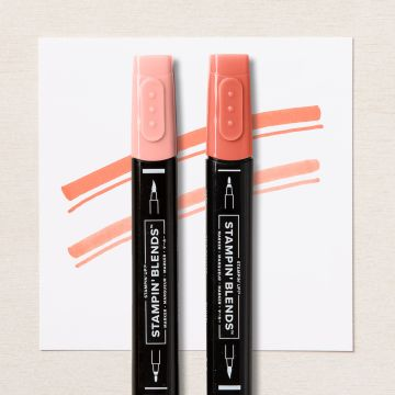 CALYPSO CORAL STAMPIN' BLENDS COMBO PACK