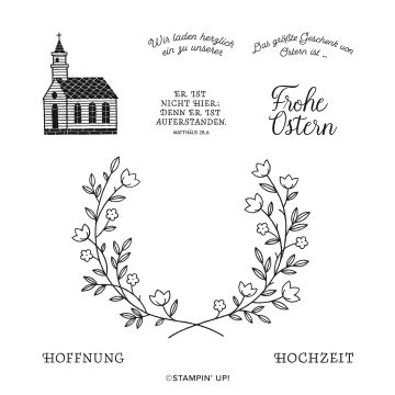 STEMPELSET ABLÖSBAR GESCHENK DER HOFFNUNG (DEUTSCH)
