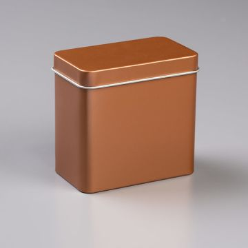 Copper Tea Tins