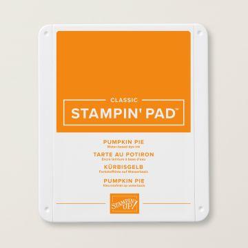 PUMPKIN PIE CLASSIC STAMPIN' PAD