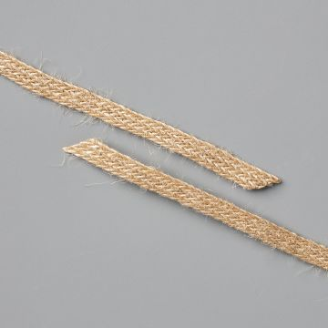 "5/16"" (8 Mm) Braided Burlap Trim"